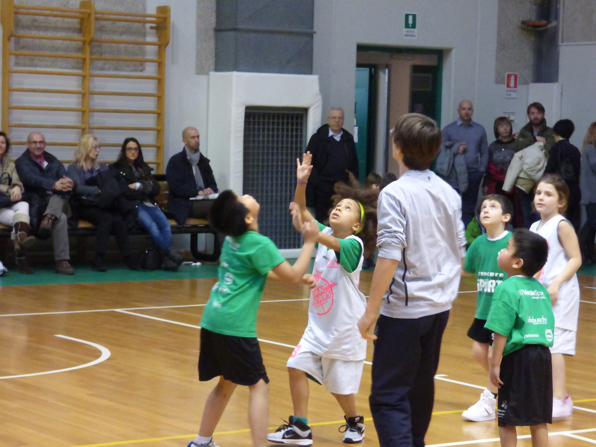 3vs3sprint benetton basket