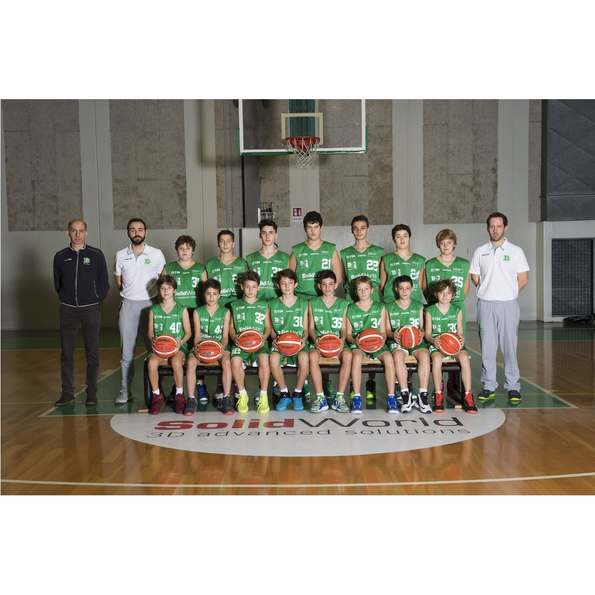 U13 Benetton Basket