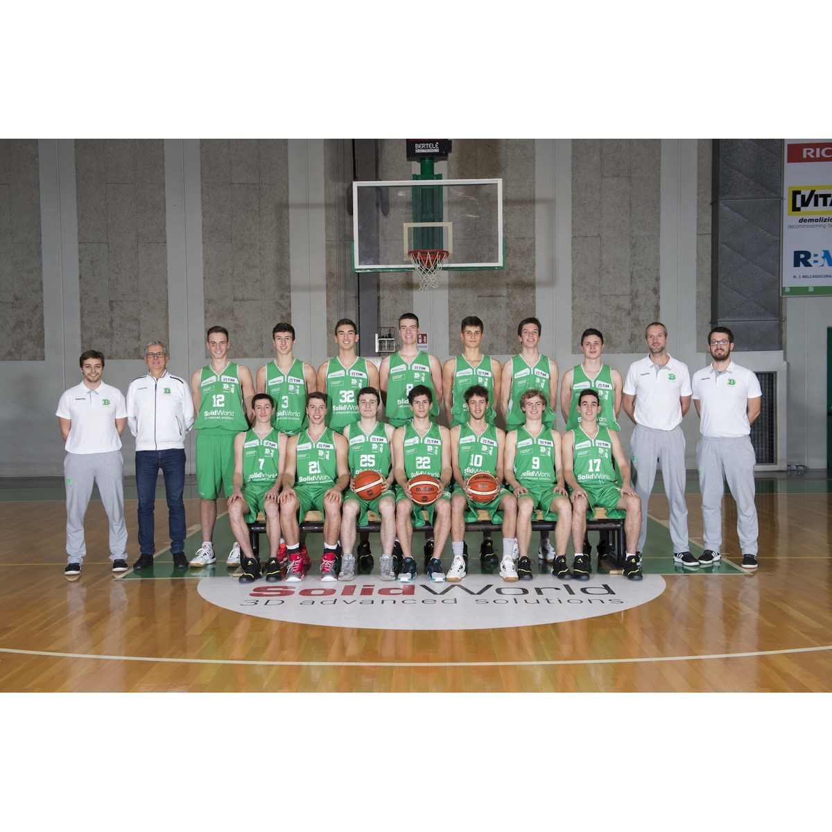 U18-20 Benetton Basket
