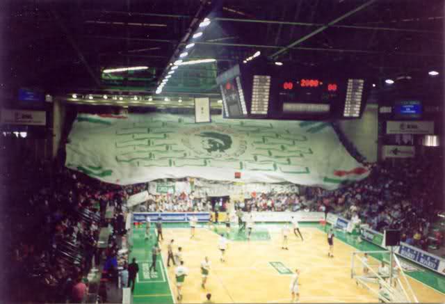 benetton basket storia