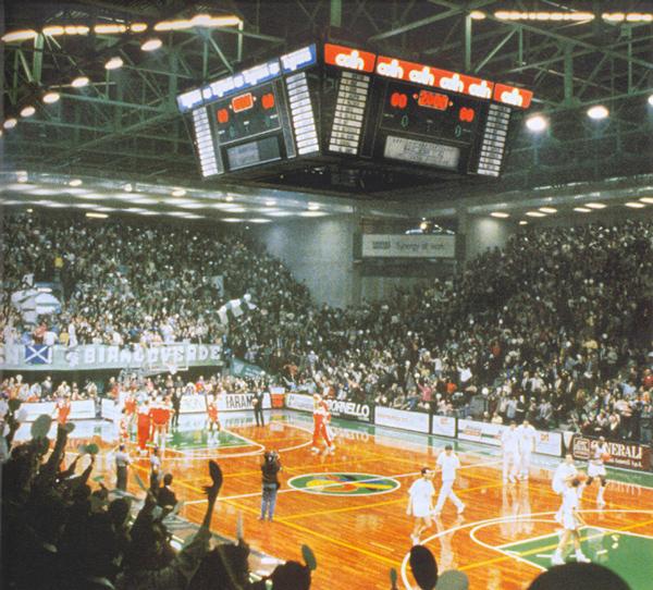 La Storia Benetton Basket
