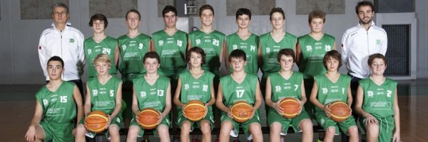 under 13 benetton basket treviso