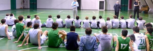 A lezione con gli arbitri