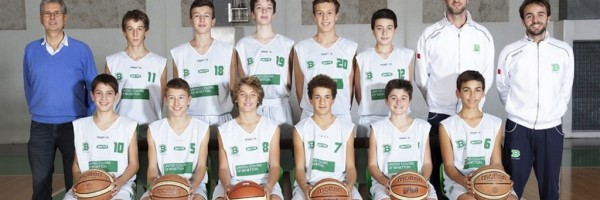 Under 14 benetton basket