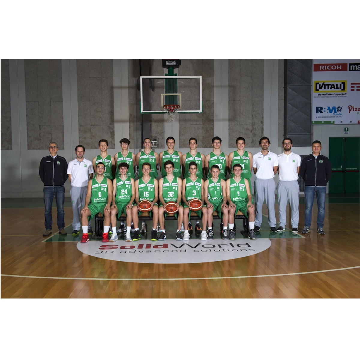 U16 Benetton Basket