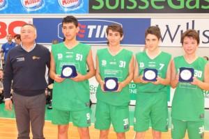 Under 13 campioni regionali al Join the Game
