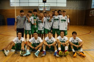 Under 15 trionfano a Pazin!