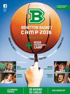 BB Camp 2016 27 Giugno 1 Luglio
