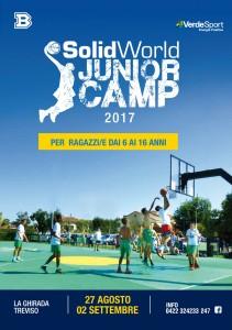Junior Camp 2017 27 Agosto – 2 Settembre