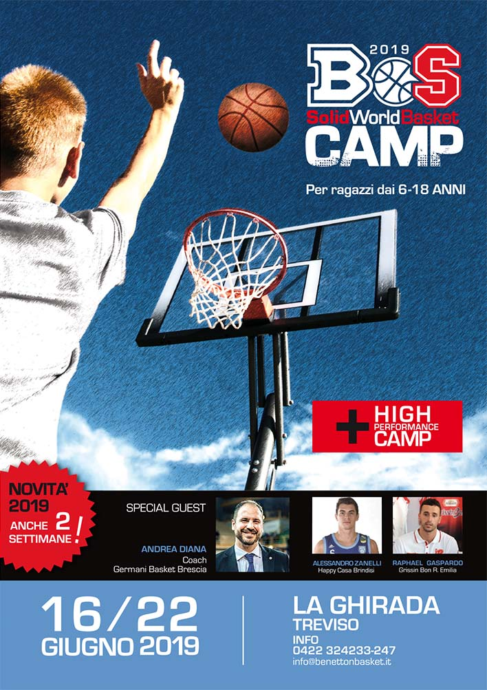 Solid World Basket Camp 2019