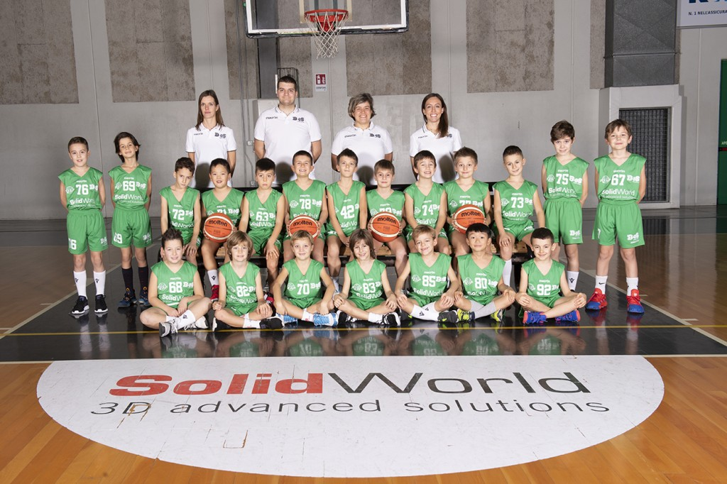 SolidWorld Scoiattoli 2011