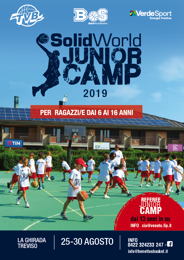 Solid World Junior Camp 2019